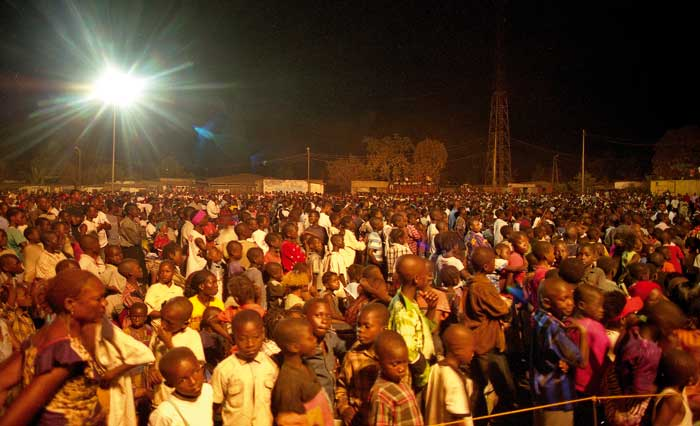 Liberia March 2020